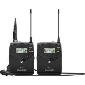 Sennheiser EW112P G4 draadoze microfoon set