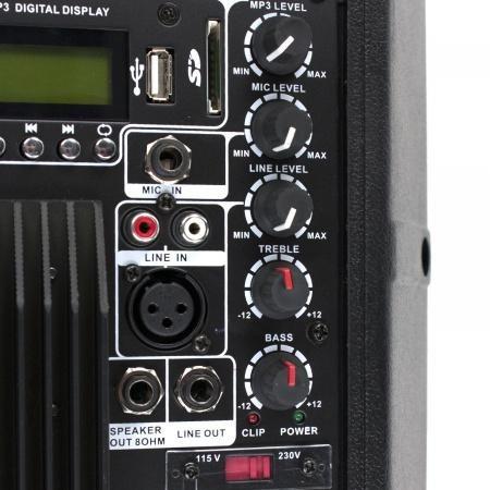 Devine Artis 8A 100 Watt huren