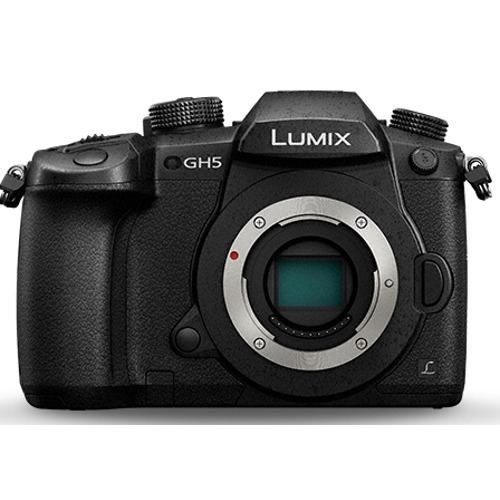 Panasonic GH5 foto camera huren