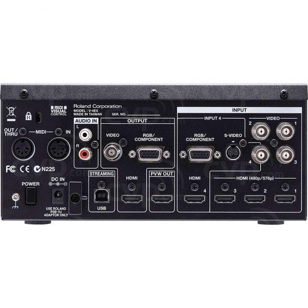 Roland V-4EX Video Mixer huren 2