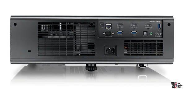 Dell 4K S718QL 4k laser beamer huren