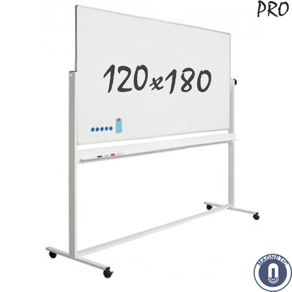 Smit Visual kantelbare Whiteboard 180x120cm huren