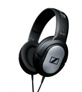 Sennheiser HD 201 headset huren
